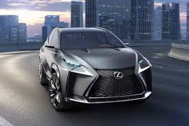 lexus nx blue lexus nx crossover will debut in beijing automobile magazine