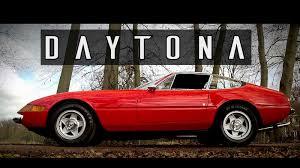 top gear daytona 365 gtb 4 daytona coupé 1973 test drive in top gear