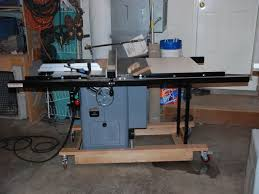 table saw mobile base homemade mobile base for unisaw mobile bases for machinery