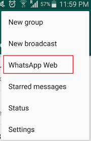 Whatsapp Web How To Use Whatsapp Web For Android