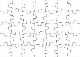 puzzle pieces template free download clip art free clip art