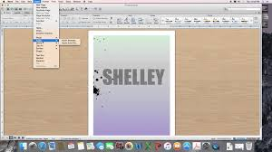 microsoft word publishing layout view how to make a cover page using microsoft word youtube