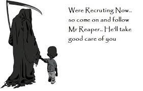 grim reaper by emoanimegirlfanatic on deviantart