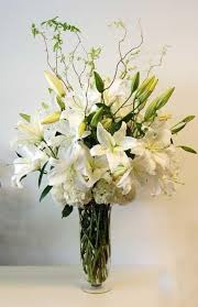 casablanca lilies white casablanca lilies in ny eastern parkway florist