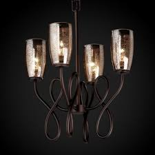 mercury glass chandelier shades kenzie pottery barn pics