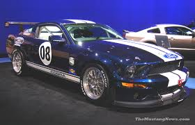 racing mustangs themustangnews com sema 2007 ford racing steps up