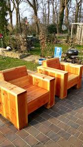 Wooden Outdoor Lounge Chairs Pallet Wood Outdoor Lounge Furniture Pallet Ideas Recycled