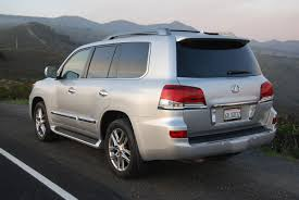 lexus lx 570 cool box 2013 lexus lx570 review car reviews and news at carreview com