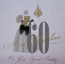 60th birthday cards for women et42 close up birthday cards for
