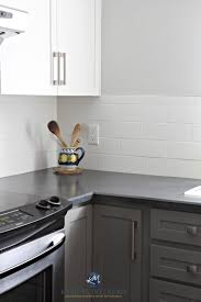 Benjamin Moore Paint Kitchen Cabinets Painted Kitchen Cabinets Benjamin Moore Chelsea Gray Gray Owl