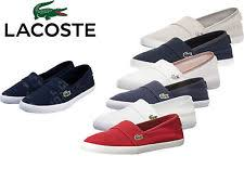 lacoste womens boots sale lacoste medium width b m slip on shoes for ebay
