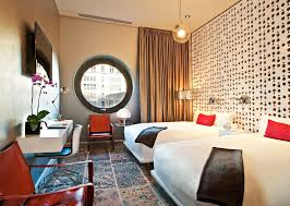 hotel rooms new york city the dream hotel new york meatpacking