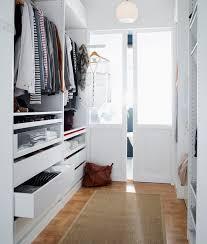 furniture splendid small white walk in closet ikea closet design