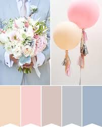 color palette for wedding most popular wedding colour palettes of 2013 onefabday