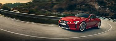 the new lc 500 lexus uk