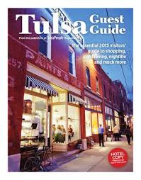 Seasonal Local Events Tulsa Convention Visitors 2015 Tulsa Guest Guide By Langdon Publishing Co Issuu