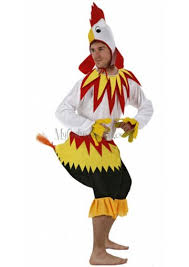 Seahorse Halloween Costume Funny Rooster Costume Hen Stag Costumes