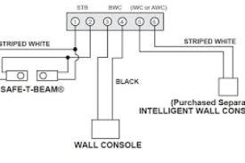 wiring garage door opener sensors home desain 2018