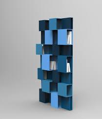 lacquered bookcase pixl by roche bobois design fabrice berrux