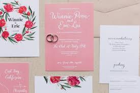 Ruby Anniversary Invitation Cards Jasmine Lee Photography Blog Pleasanton Wedding Photographer