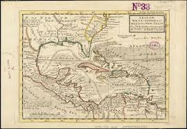 A Map Of New Mexico by File A Map Of The West Indies U0026c Mexico Or New Spain Also Ye