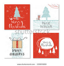 sweet christmas gifts wallpapers christmas gift tags cards calligraphy hand stock vector 349077173