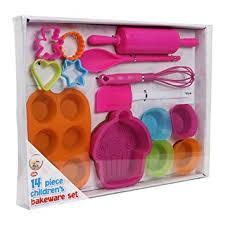 coffret cuisine enfant we can cook pour enfant 14 pièces coffret cadeau kit de