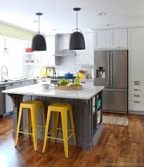 cool white finish amish kitchen cabinets in modern l shaped