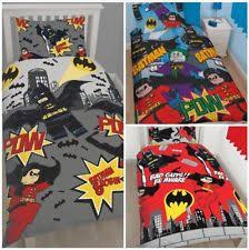 Batman Double Duvet Cover Lego Batman Bedding Ebay