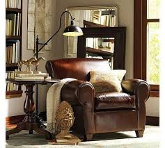 Pottery Barn Erie Pa 24 Best Pb Leather Armchair Images On Pinterest Leather