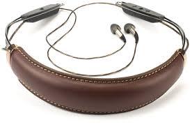 klipsch x12 brown neckband headphones x12 neckband brwn