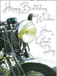 happy birthday motorcycle o k for man happy birthday greetings