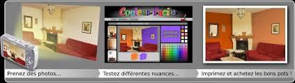 simulateur peinture cuisine gratuit unglaublich simulateur de couleur peinture salon chambre zoplan pour