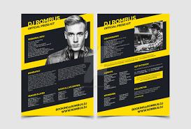 host resume sample dj resume resume cv cover letter dj resume disc jockey resume image result for dj resume press kit