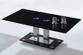 Cheap Glass Coffee Tables by Attractive Inspiration Black Living Room Tables Fine Decoration