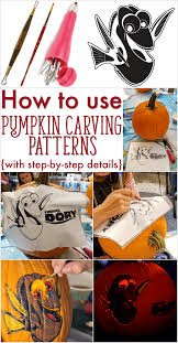 how to use pumpkin carving patterns a master pumpkin carver u0027s tips