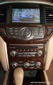 nissan pathfinder 2016 interior 2013 nissan pathfinder interior infotainment picture courtesy