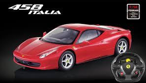 458 italia steering wheel licensed 1 14th scale 458 italia ready to run car