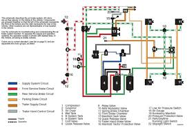 wiring diagram wiring diagram for electric trailer brakes on