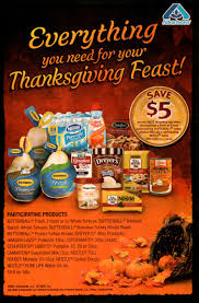 albertsons thanksgiving feast butterball offer 5