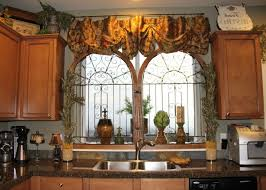 Contemporary Kitchen Curtains And Valances by Tuscan Kitchen Curtains Valances Voluptuo Us
