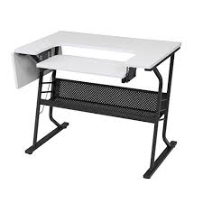 Corner Sewing Table by 9 Super Cheap Sewing Tables For Small Spaces Below 100 Sew