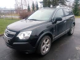 opel suv antara opel antara cosmo 2 0 cdti 110kw awd a 4x4 2008 used vehicle
