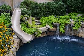 Natural Backyard Pools by Want To See An Awesome Pool And Spa In A Small Backyard