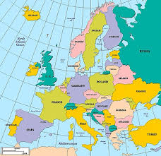 map of europr clickable megalith map of european the megalithic portal