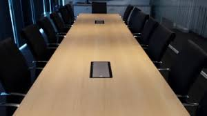 Timber Boardroom Table Veneer Boardroom Table