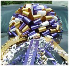 bows for cars presents large car bows ebay