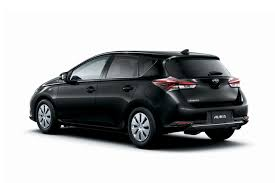 turbocharged toyota auris goes on sale in japan toyota global