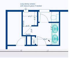 Bathroom Layouts With Walk In Shower Walk In Shower Layout Search Small Bath Plans