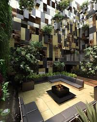 Mexico Architecture Qi Urban Wellness Centre Mexico City Mexican Interior E Architect